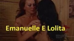 Emanuelle E Lolita Fransız Erotik Filmi izle