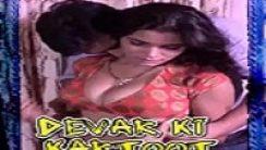 Devar Ki Kartoot Hint Erotik Film izle